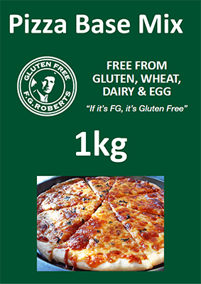 Pizza Mix 1kg